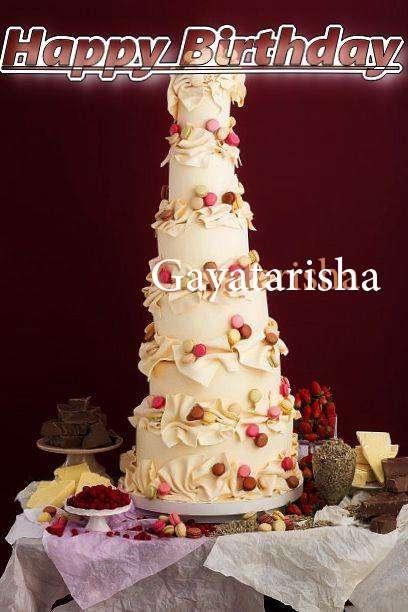 Gayatarisha Cakes