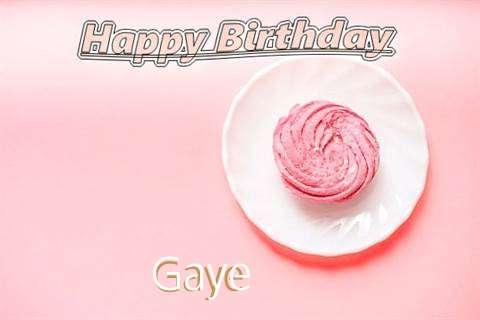 Wish Gaye