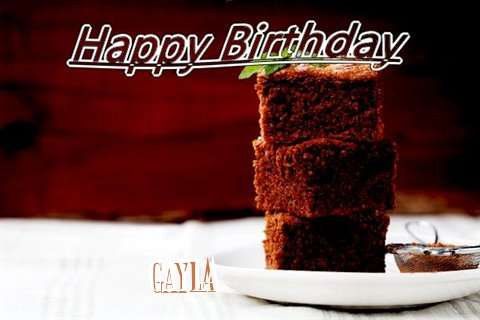 Birthday Images for Gayla