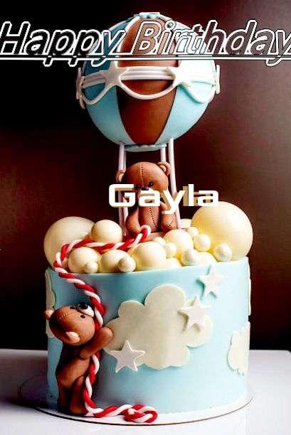 Gayla Cakes