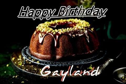 Wish Gayland