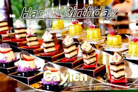 Birthday Images for Gaylen