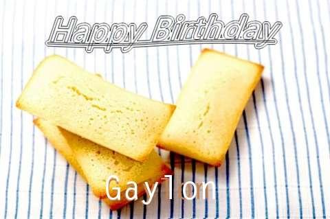 Gaylon Birthday Celebration