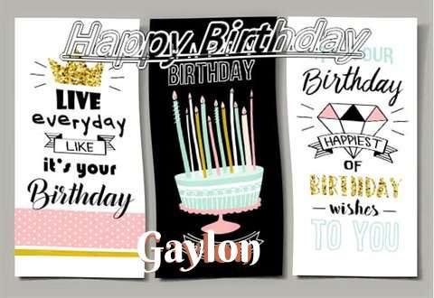 Wish Gaylon