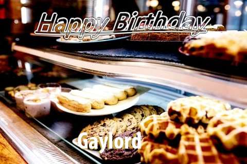 Birthday Images for Gaylord