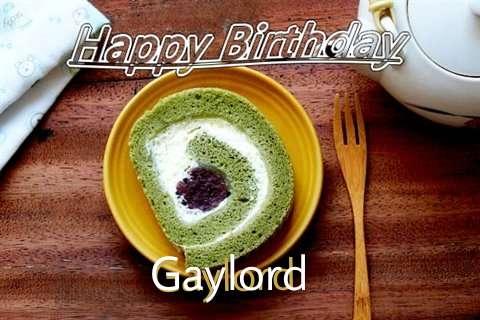 Gaylord Birthday Celebration