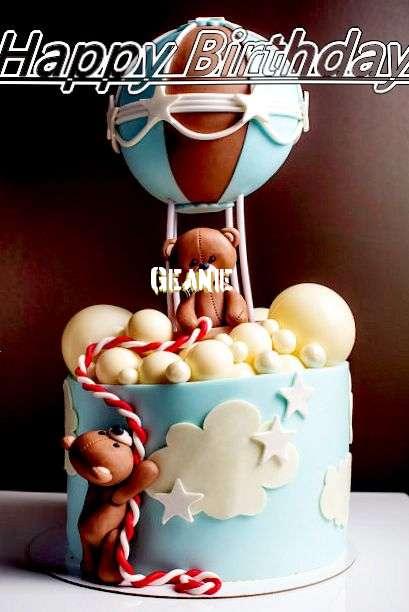 Geanie Cakes