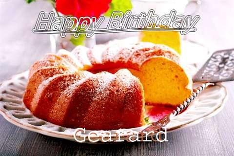 Gearard Birthday Celebration