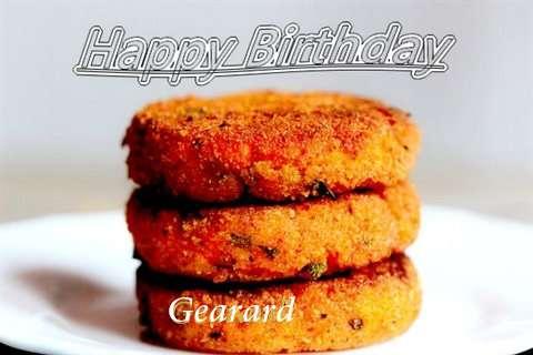 Gearard Cakes