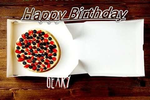 Happy Birthday Geary