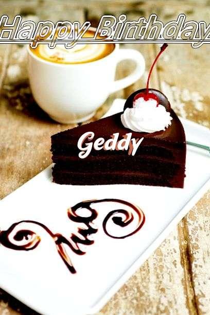 Geddy Birthday Celebration