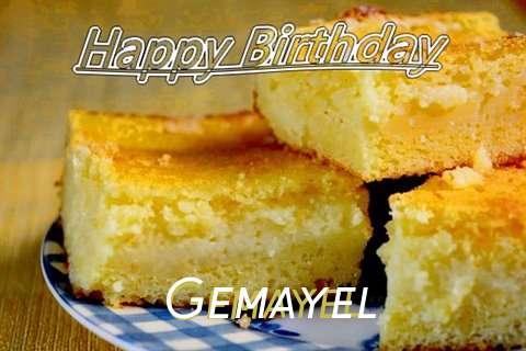 Happy Birthday Gemayel