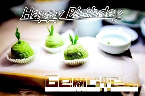 Happy Birthday Wishes for Gemayel