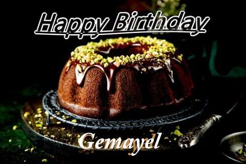Wish Gemayel