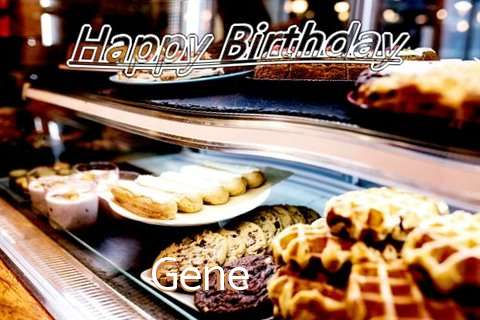 Birthday Images for Gene