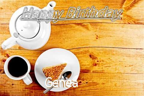 Genea Birthday Celebration