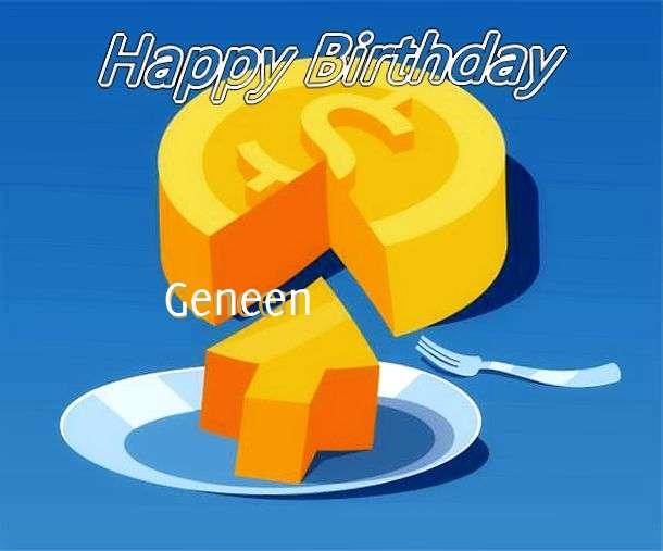Geneen Birthday Celebration