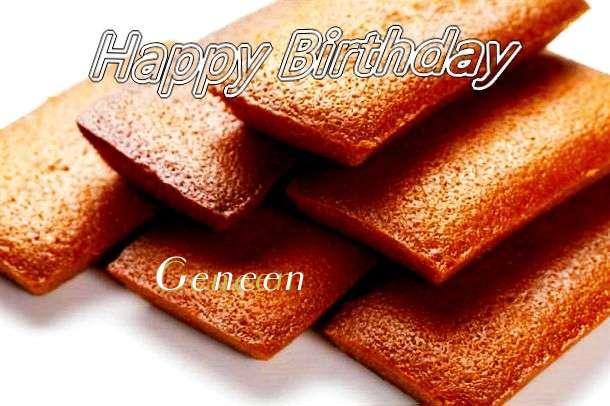 Happy Birthday to You Geneen
