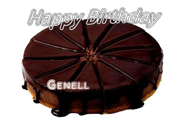 Genell Birthday Celebration