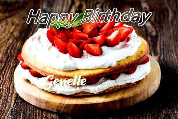 Genelle Birthday Celebration