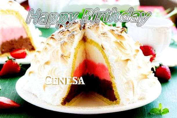 Happy Birthday to You Genesa