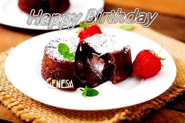 Genesa Cakes