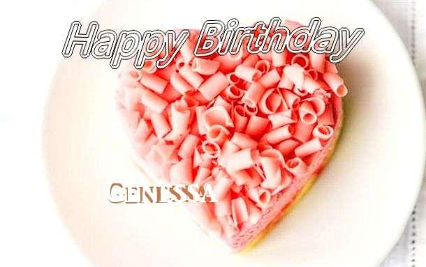 Happy Birthday Wishes for Genessa
