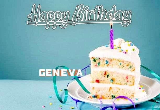 Birthday Images for Geneva