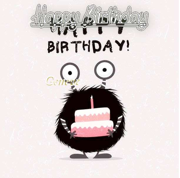 Geneve Birthday Celebration