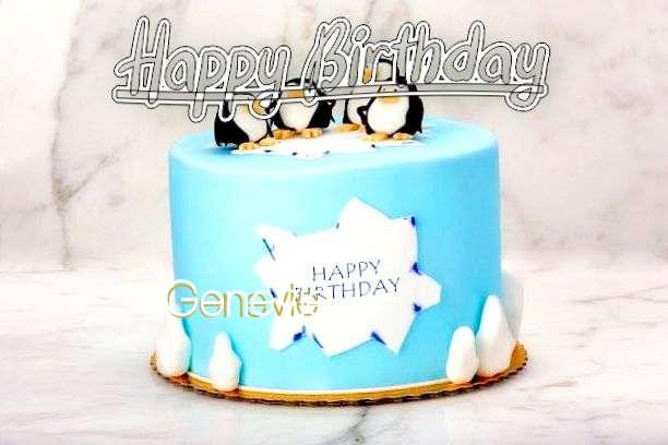 Happy Birthday Genevie
