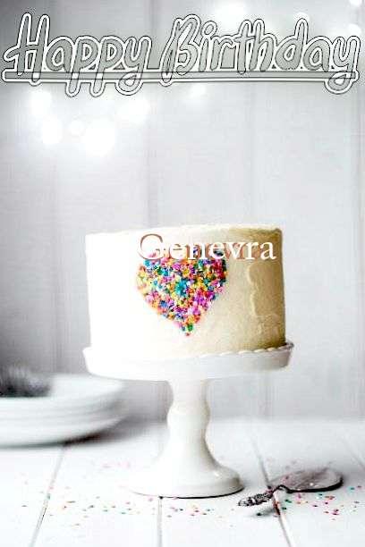 Birthday Images for Genevra