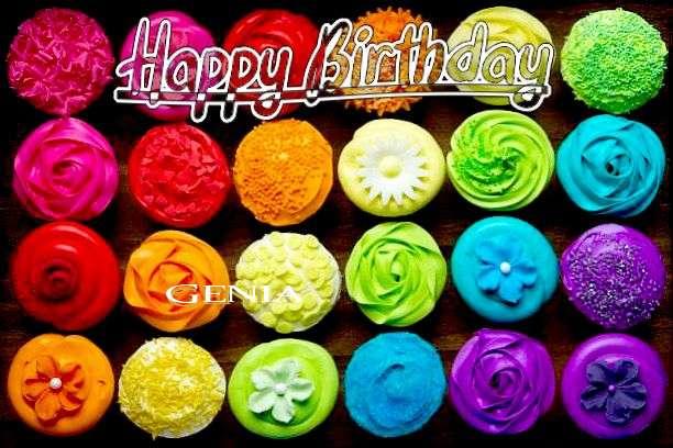 Happy Birthday to You Genia