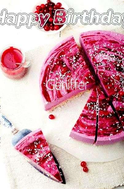 Geniffer Cakes