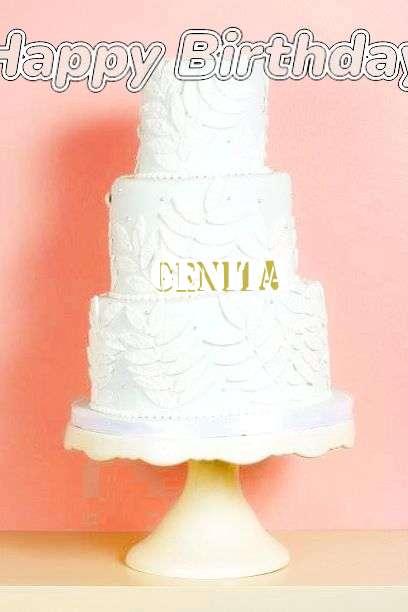 Birthday Images for Genita