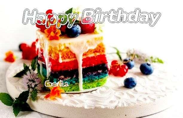 Happy Birthday to You Genita