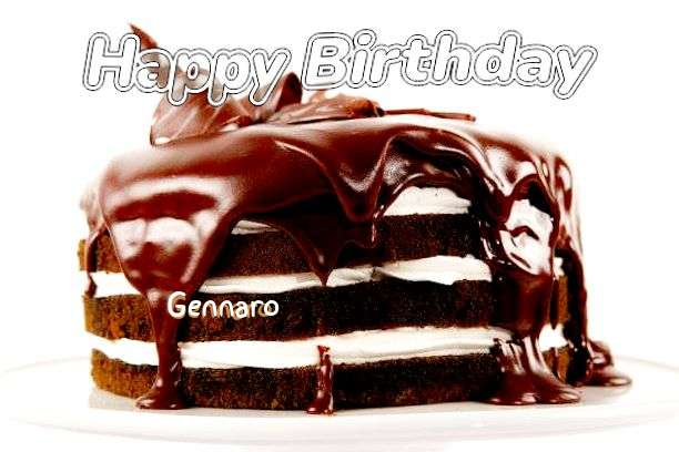 Happy Birthday Gennaro