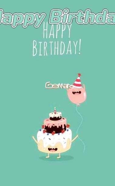 Happy Birthday to You Gennaro