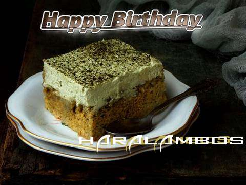 Happy Birthday Haralambos