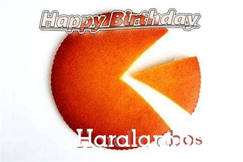 Haralambos Birthday Celebration