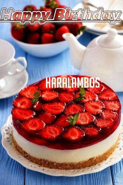 Wish Haralambos
