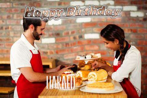 Birthday Images for Harald