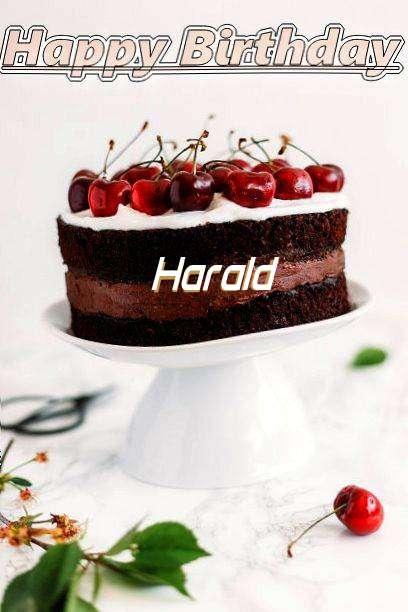 Wish Harald