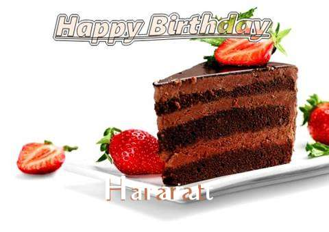Birthday Images for Hararat