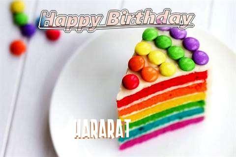 Hararat Birthday Celebration