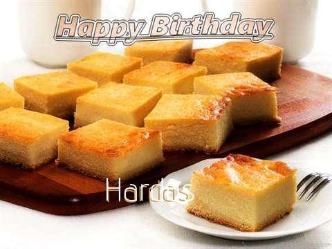Happy Birthday to You Hardas