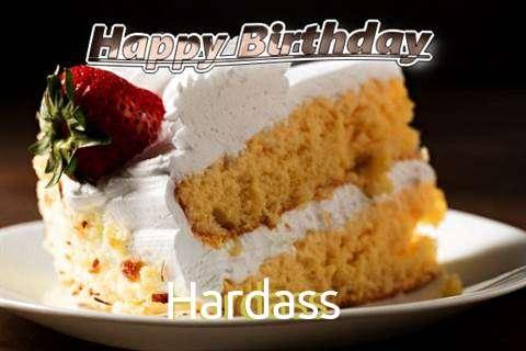 Happy Birthday Hardass