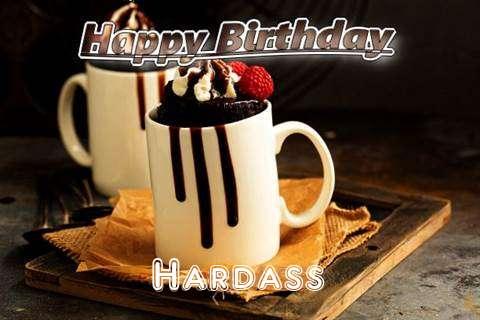 Hardass Birthday Celebration