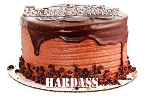 Happy Birthday Wishes for Hardass