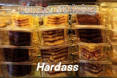 Happy Birthday to You Hardass