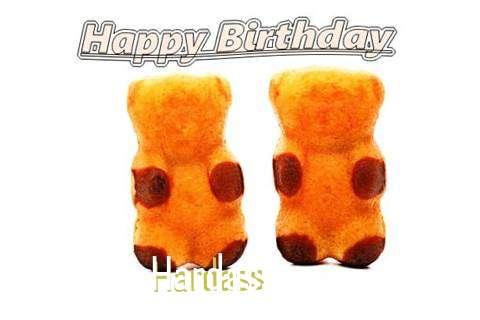 Wish Hardass